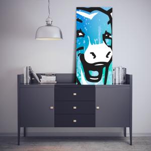 Tableau plexiglas chameau...